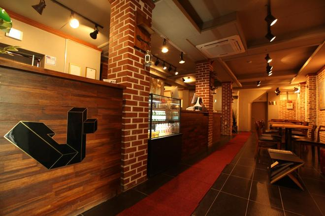 Dadareum Guest House - Seúl - Lobby