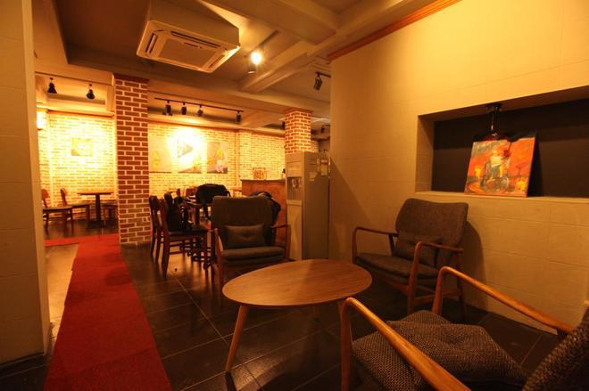 Dadareum Guest House - Seúl - Restaurante