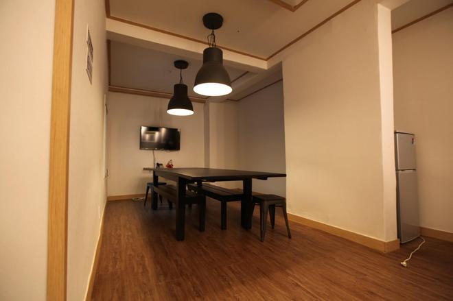 Dadareum Guest House - Seoul - Phòng ăn