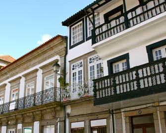 Carmo's Boutique Hotel - Ponte de Lima - Gebouw
