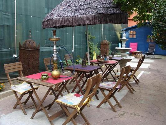 Porto Riad Guest House - Porto - Patio