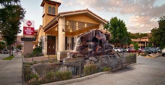 Best Western Plus Greenwell Inn - Moab - Gebäude