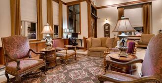 Best Western Plus Greenwell Inn - Moab - Lobby
