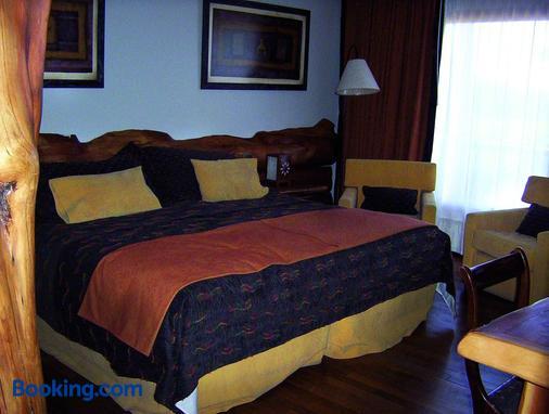 Nido del Condor Hotel & Spa - San Carlos de Bariloche - Bedroom