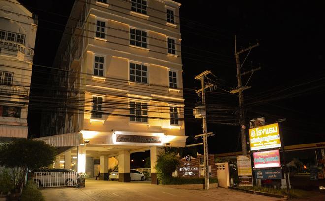 Submukdaphoomplace Hotel - Mukdahan - Bâtiment