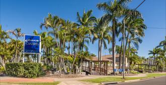 Oaks Sunshine Coast Oasis Resort - Caloundra - Rakennus