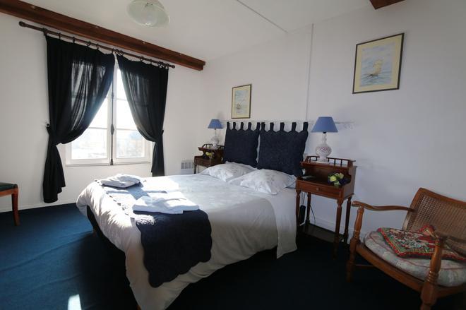 Le Manoir de Villers - La Ferté-en-Ouche - Bedroom