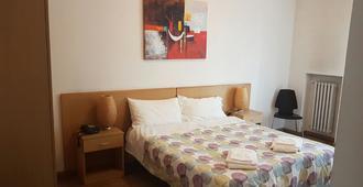 Albergo Guido Reni - טורינו - חדר שינה