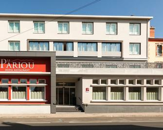 The Originals Boutique, Hôtel Le Pariou, Issoire (Qualys-Hotel) - Іссуар - Building