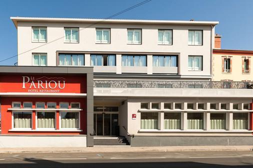 The Originals Boutique, Hôtel Le Pariou, Issoire (Qualys-Hotel) - Issoire - Building