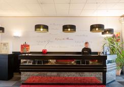 The Originals Boutique, Hôtel Le Pariou, Issoire (Qualys-Hotel) - Issoire - Lobby