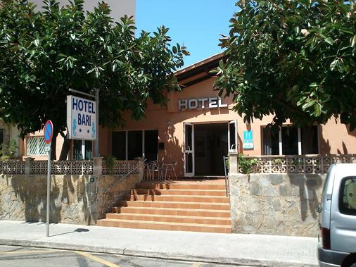 Hotel Bari - Πάλμα ντε Μαγιόρκα - Κτίριο