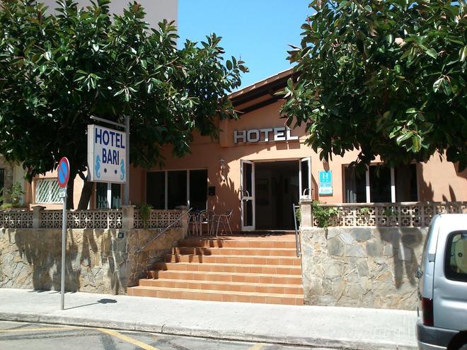 Hotel Bari - Palma de Mallorca - Building