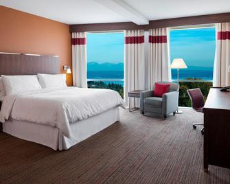 Four Points by Sheraton Seattle Airport South - Des Moines - Спальня