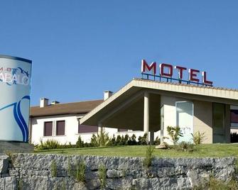 Motel Abalo - Catoira - Building