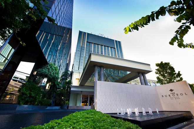 素戈孫酒店 - 曼谷 - 建築
