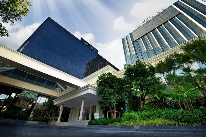 더 수코솔 호텔 - 방콕 - 건물