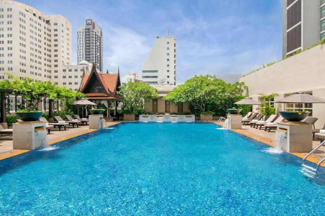 더 수코솔 호텔 - 방콕 - 수영장