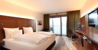Hotel Restaurant Spa Rosengarten - Kirchberg in Tirol - Camera da letto