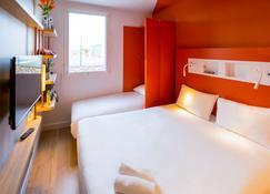 ibis budget Dieppe Centre Port - Dieppe - Bedroom
