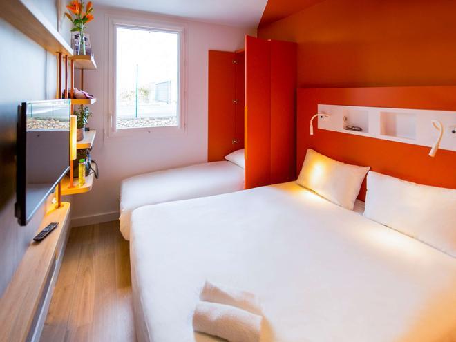 ibis budget Dieppe Centre Port - Dieppe - Schlafzimmer
