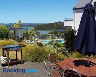 Aloha Seaview Resort Motel - Paihia - Gebouw