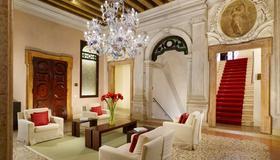 Hotel Palazzo Giovanelli e Gran Canal - Venezia - Area lounge