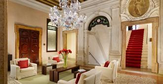 Hotel Palazzo Giovanelli e Gran Canal - Venedig - Lounge