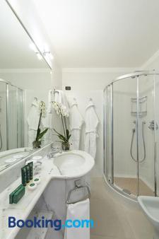 Hotel Barchetta Excelsior - Κόμο - Μπάνιο