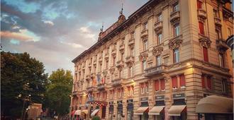 Grand Hotel Regina - Salsomaggiore Terme - Edificio