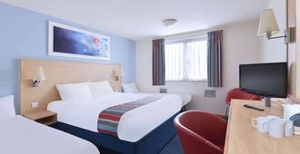 Travelodge Manchester Didsbury - מנצ'סטר - חדר שינה