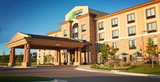 Holiday Inn Express & Suites Wichita Northeast - וויצי'טה