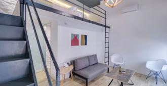 Athensotel.Com - Athens - Living room