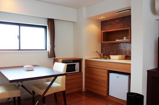 Flexstay Inn Iidabashi - Tokyo - Dining room