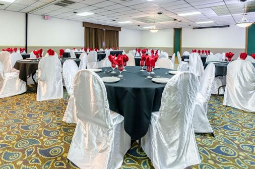 Quality Inn & Suites - Salina - Banquet hall
