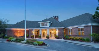 Homewood Suites By Hilton Chicago - Schaumburg - Building