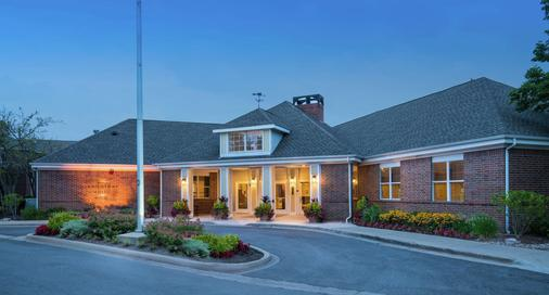 Homewood Suites Chicago - Schaumburg - Building