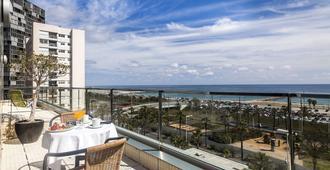 Hotel Best Front Maritim - Barcelona - Balcony