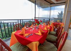 Kivu Peace View Hotel - Gisenyi - Buffet
