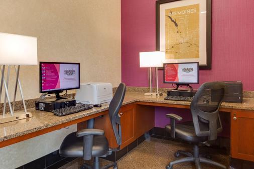 Drury Inn & Suites West Des Moines - West Des Moines - Business centre