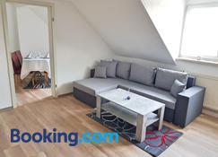 Ferienwohnung 'Alte Fleischerei' Freiberg Sachsen - Freiberg - Living room
