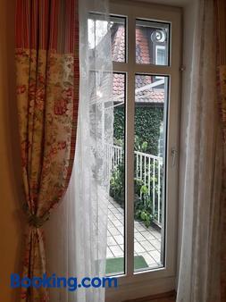 Hotel Weisses Haus - Bad Kissingen - Balcony