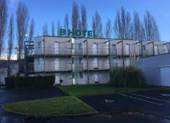 Brit Hotel Caen Est - Caen - Building