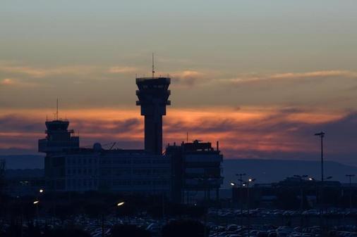 Hotelf1 Marseille Aéroport - Vitrolles - Θέα στην ύπαιθρο