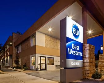 Best Western Red Hills - Kanab - Building