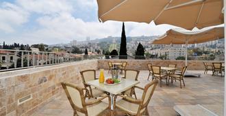 Colony Hotel Haifa - Haifa - Ban công