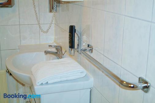 Hotel Rahlstedter Hof - Hamburg - Phòng tắm