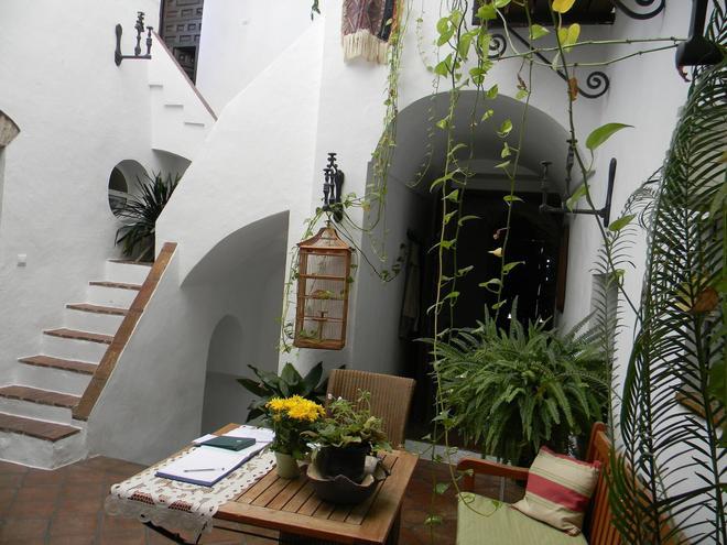 La Casa De Bovedas - Arcos de la Frontera - Patio