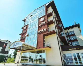Terra Nova Sport & Spa Hotel - Київ - Building