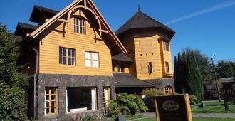 Hotel Malalhue - Pucon - Rakennus